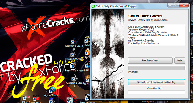 Download crack call of duty ghosts skidrow