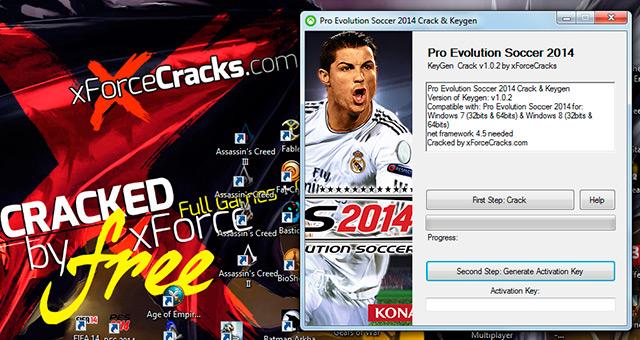 Kickass to pro evolution soccer 2014 crack only reloaded