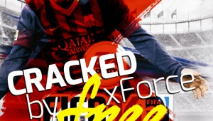 FIFA 14 cracked by xforce
