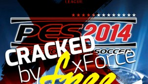 PES 2014 Crack Only