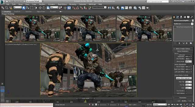 The new3ds Max Design incorporates innovative visualization tools for 3D conceptual design