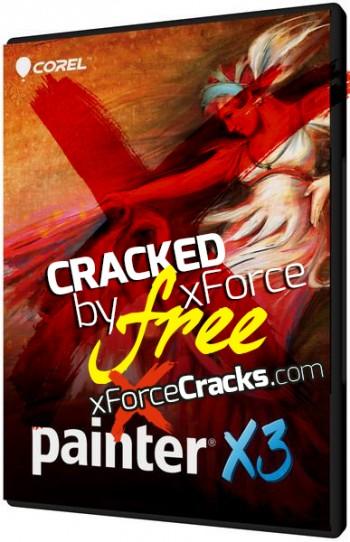 Corel Painter X3-xforceCracks