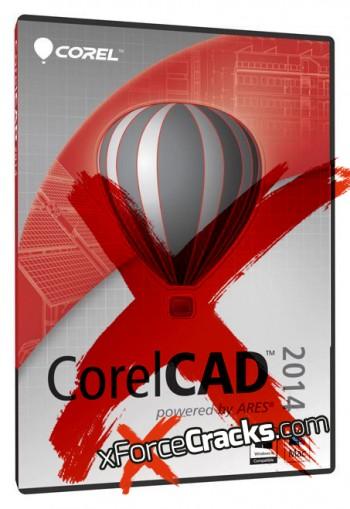 CorelCAD 2014 by xforceCracks
