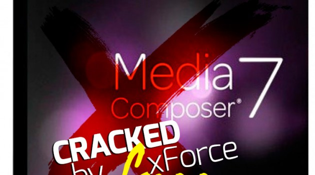 Media Composer7 crack xforce