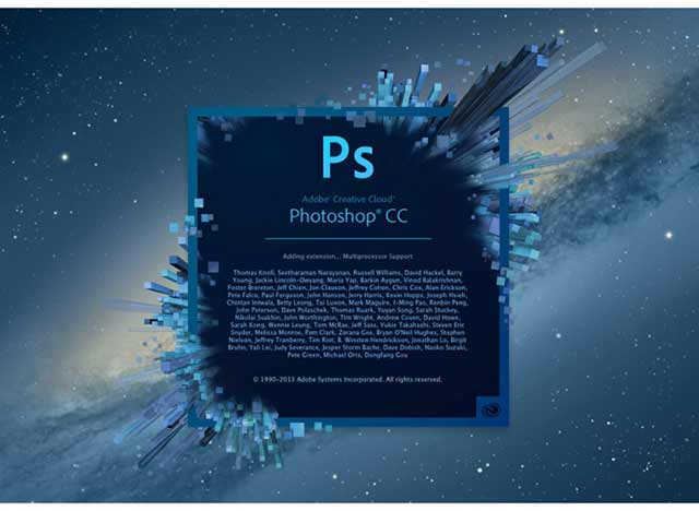 Photoshop CC new start