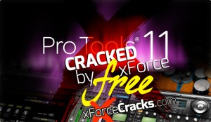 ProTools11 crack xforce