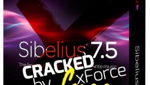 Sibelius75 crack xforce