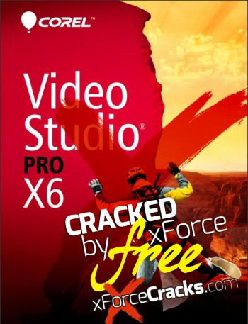 Video Studio Pro X6-xforcecracks