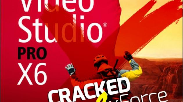Video Studio Pro X6-xforcecracks