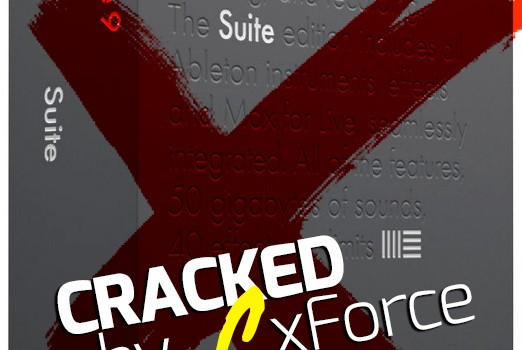 ableton live 9-suite crack by xforce