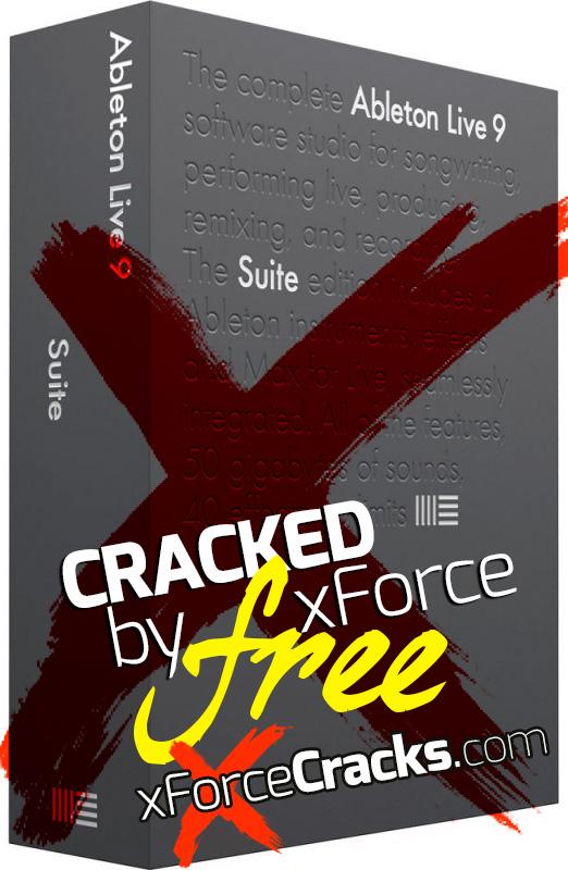 ableton live 9 suite crack win xp vista 7 8 32 64bits xforcecracks. Black Bedroom Furniture Sets. Home Design Ideas