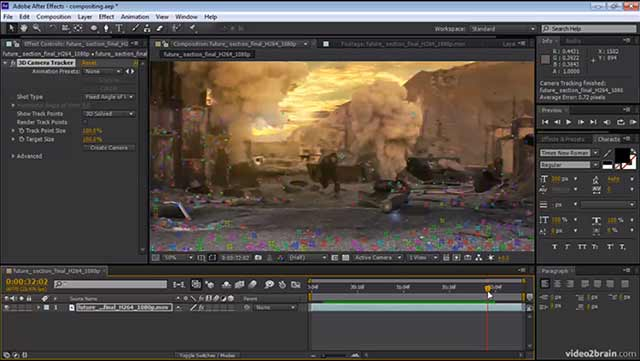 After Effects cc new features