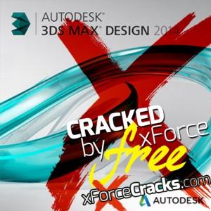 3dsMax Design 2014 crack XFORCE