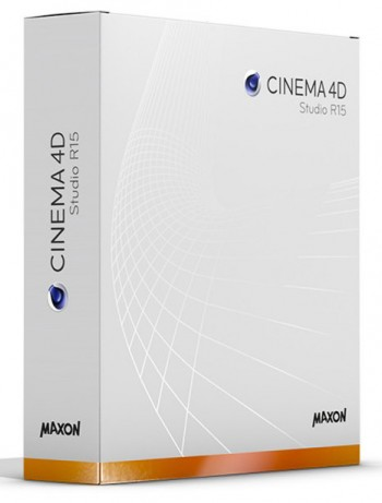 Cinema 4D R15 Studio