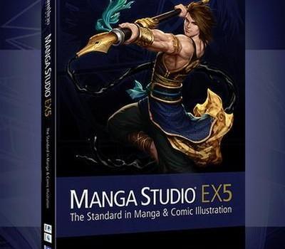 Manga Studio 5EX crack
