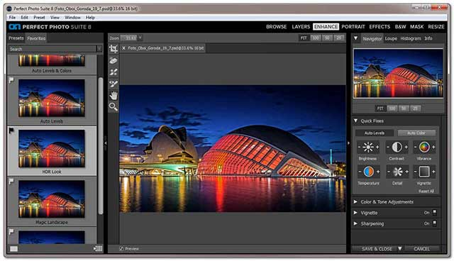 Perfect Photo Suite Premium 8
