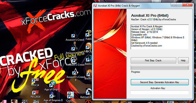 adobe acrobat 8 professional mac crack