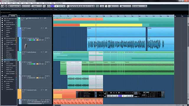 Cubase 7.5 New Features