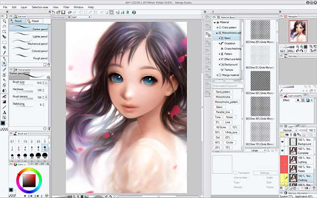 Manga Studio 5 Preview