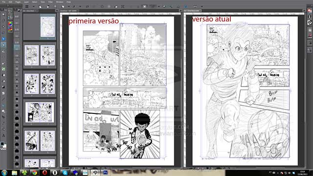 Comic Draw Design preview