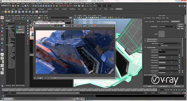 Vray For Maya 2016 Crack For Mac
