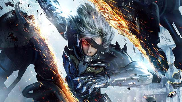 Metal gear rising cracked by xforce