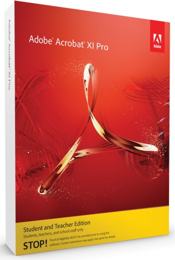 best buy adobe acrobat xi pro