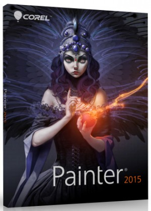 Painter 2015 cracked by xforce