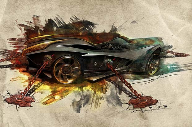 Digital Art by Dwayne Vance