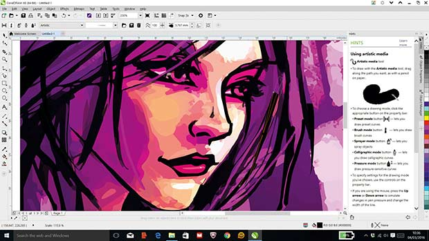New Vector Art Tools