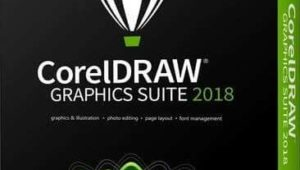 CorelDRAW 2018 box