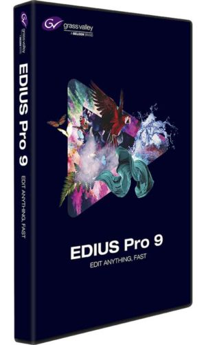 Edius 9 Cracked by xforce-cracks