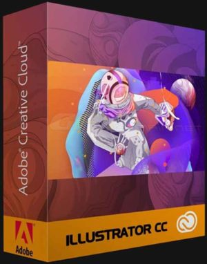 Illustrator CC 2018 cracked by xforce