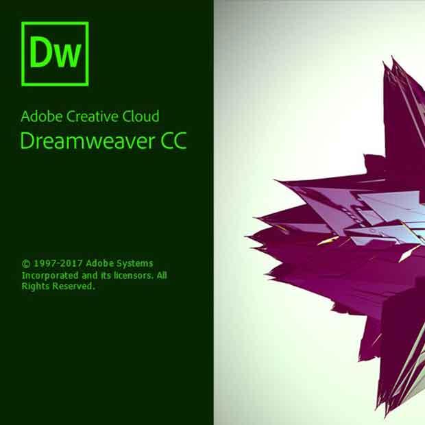 Dreamweaver CC 2018 Crack & amtlib patch [Win 7, 8, 10] and