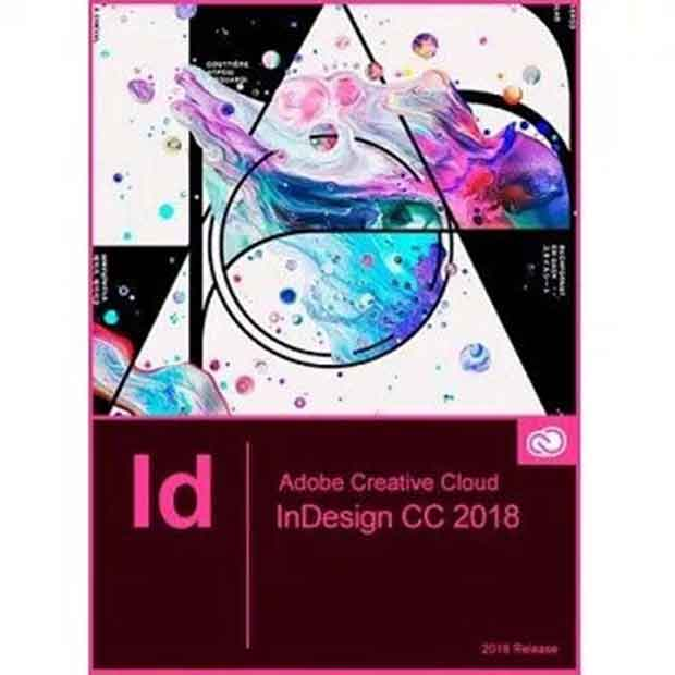 InDesign CC 2018 Crack & amtlib patch [Win 7, 8, 10] and