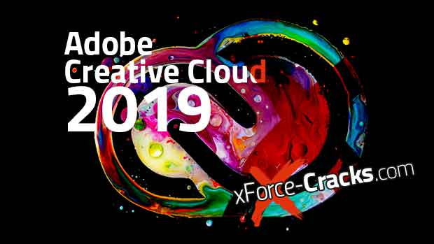 Adobe CC 2019 Universal Crack and Patch [Win 10 64b] and