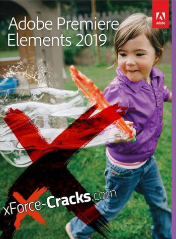 Premiere Elements CC 2019 box xforce-cracks