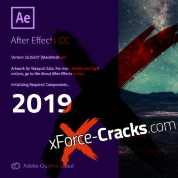 Create cinematic movie titles, intros, transitions, and more with After Effects CC 2019.