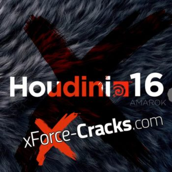 Houdini FX 16 cracked by xforce.
