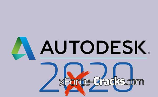 Autodesk 2020 cracked by xforce group