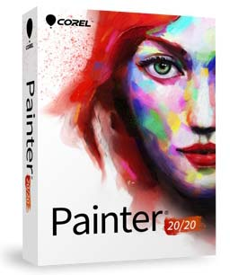 Painter 2020 box