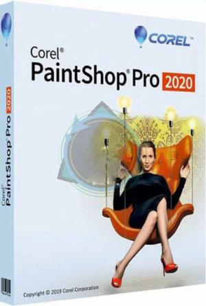 CorelPaintShopPro2020_xforce