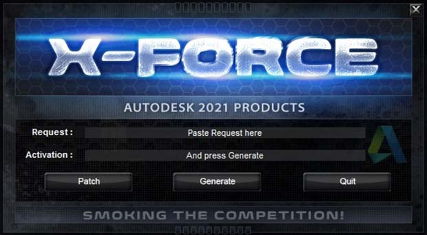 xforce-cracks-autodesk2021
