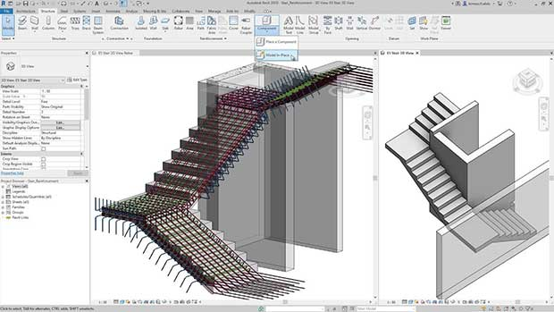 Expand and optimize BIM workflows.