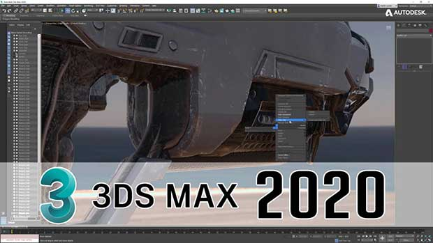 New flexibility of creating fluids simulations in 3ds Max.