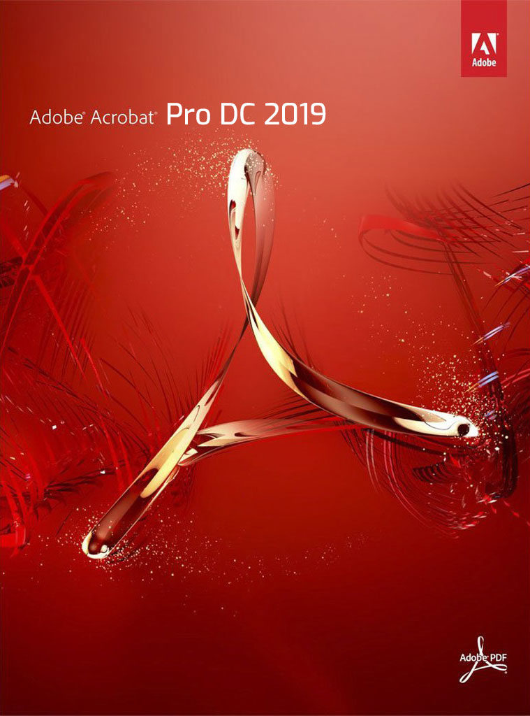 Acrobat Reader DC 2019 Crack & amtlib patch [Win 10 64b] and