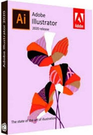 Illustrator CC 2020 cracked by Xforce