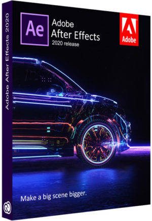 After Effects 2020 crack by xforce
