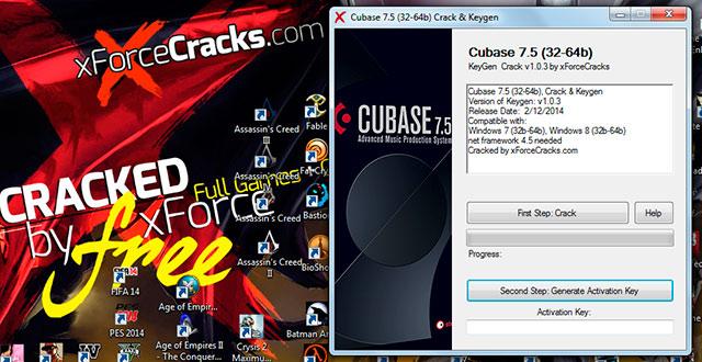 cubase 8 crack password rar